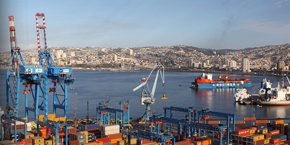Imagen de Diálogos entre ciudades puerto