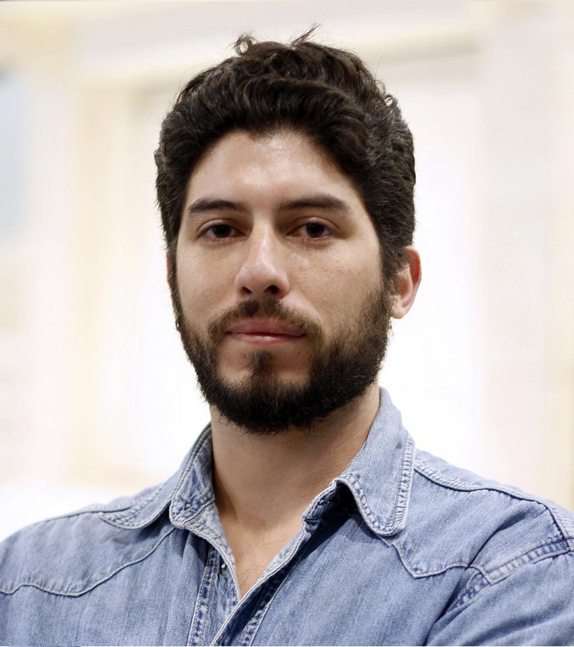 Imagen de expositor Darío Rojas