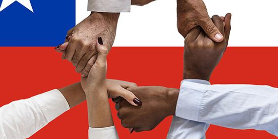 Imagen de Chile multicultural