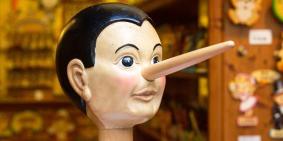 Imagen de La verdad de la mentira en la política