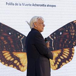 Imagen de expositor Rodolfo Llinás