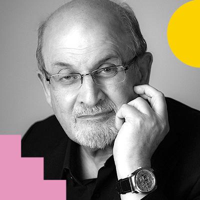 Imagen de expositor Salman Rushdie