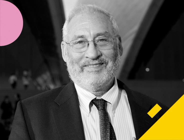 Imagen de expositor Joseph Stiglitz