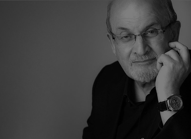 Imagen Salman Rushdie