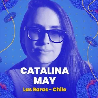 """El podcast según Catalina May: """"No es lo mismo que la radio digital"""""""