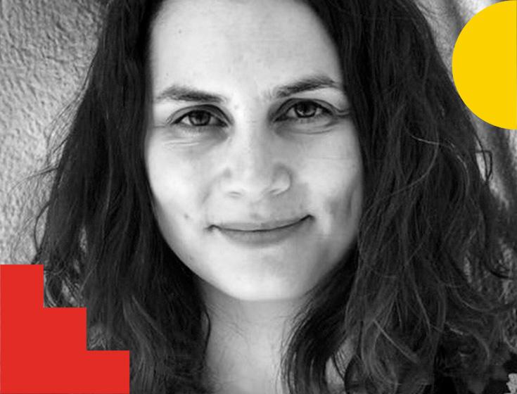Imagen de expositor Macarena Fernández