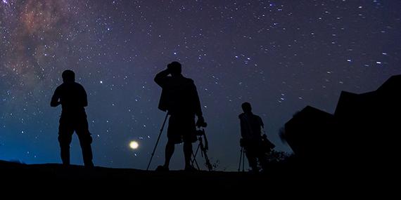 Imagen de Cambio climático y astronomía