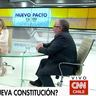 ¿Es necesario reformar la Constitución o redactar una nueva? Responden Arturo Fernandois y y Francisco Zúñiga