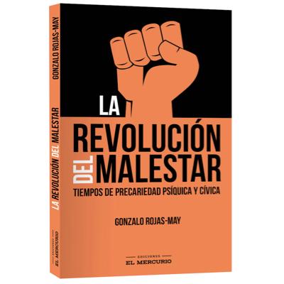 Gonzalo Rojas-May, autor del libro