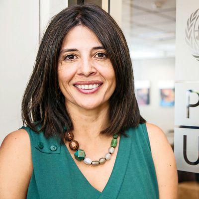 """Marcela Ríos, representante asistente de PNUD: """"La sociedad chilena está cruzada por la desigualdades estructurales"""""""