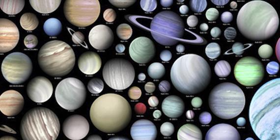 Imagen de Descubriendo mundos