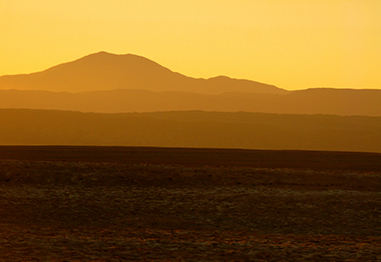 Imagen de Diálogo entre desiertos